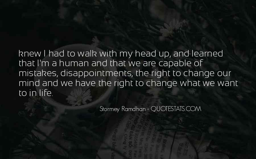 Stormey Ramdhan Quotes #1685764