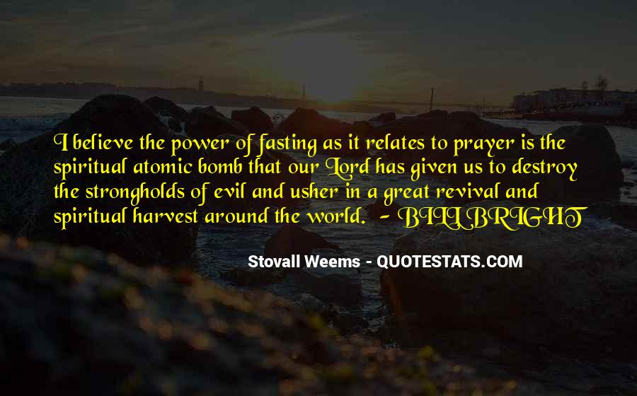 Stovall Weems Quotes #1367961