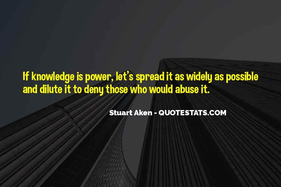 Stuart Aken Quotes #562087