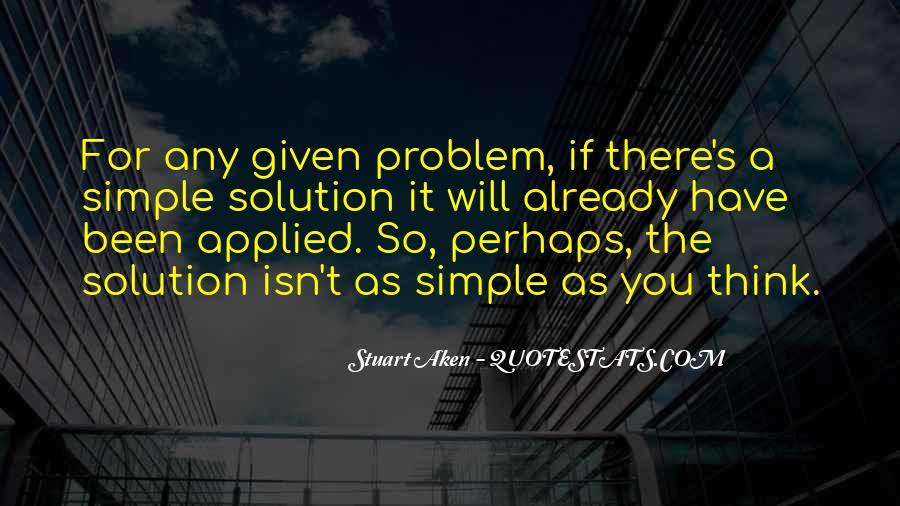 Stuart Aken Quotes #962331