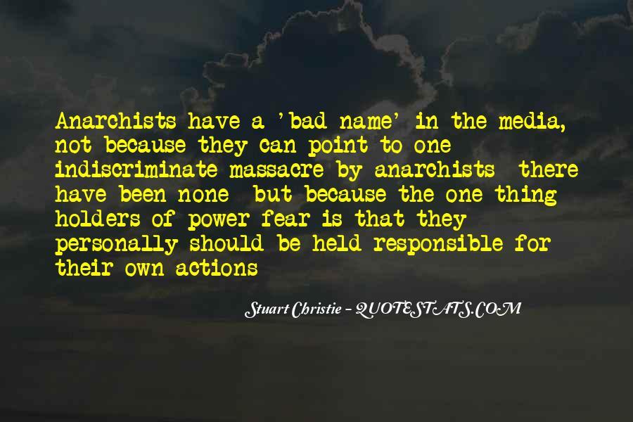 Stuart Christie Quotes #70806