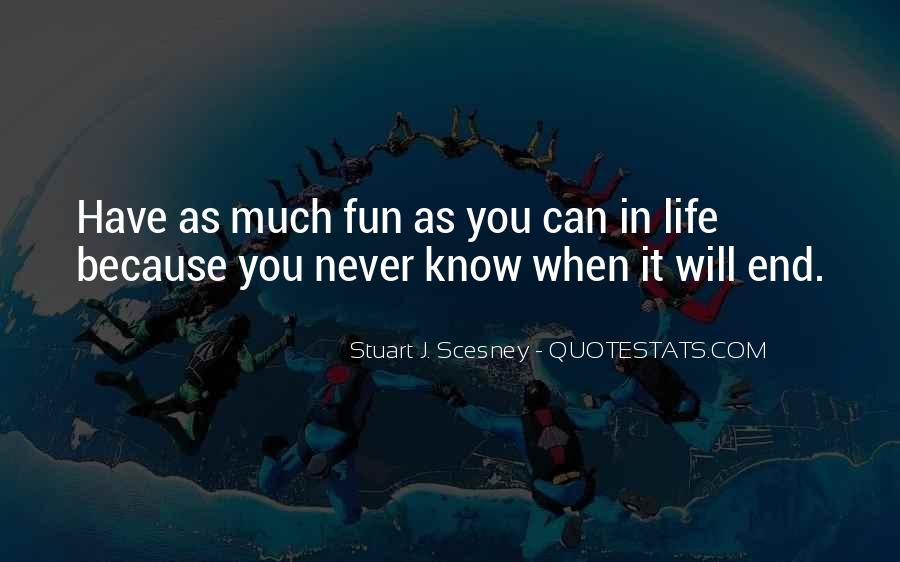 Stuart J. Scesney Quotes #1510491