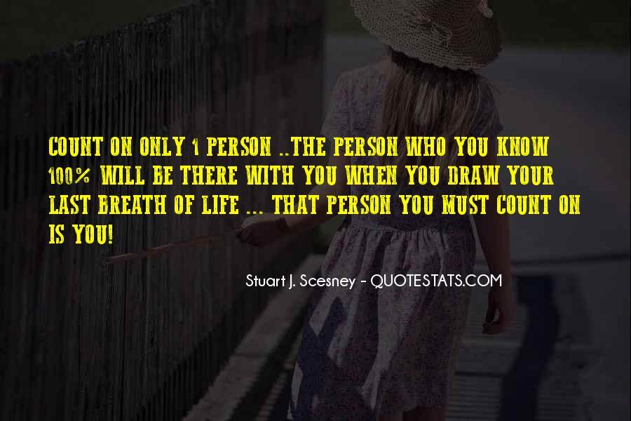 Stuart J. Scesney Quotes #1810672