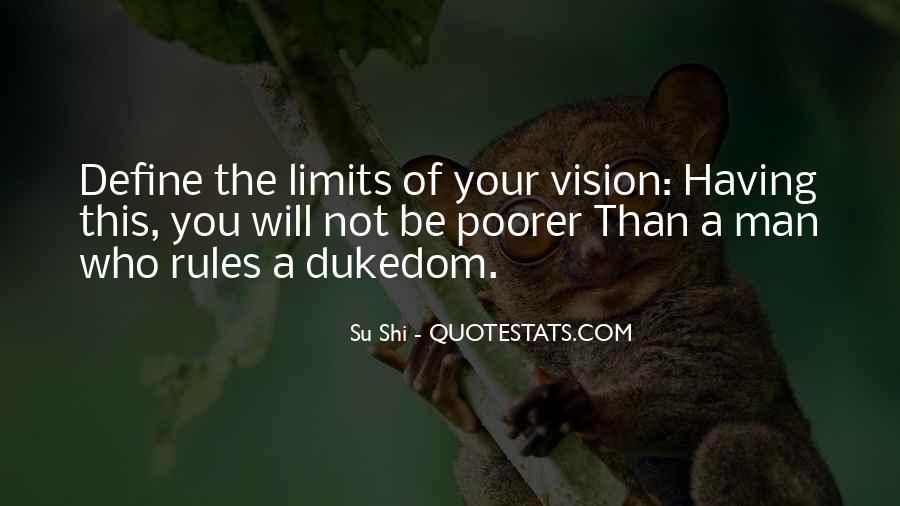 Su Shi Quotes #1835084