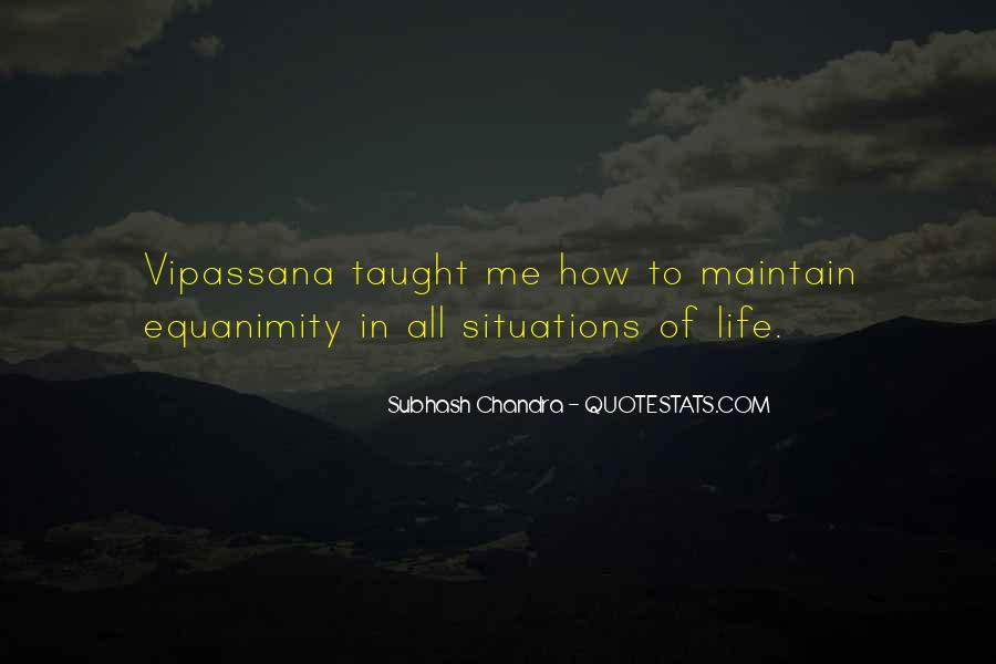 Subhash Chandra Quotes #850340