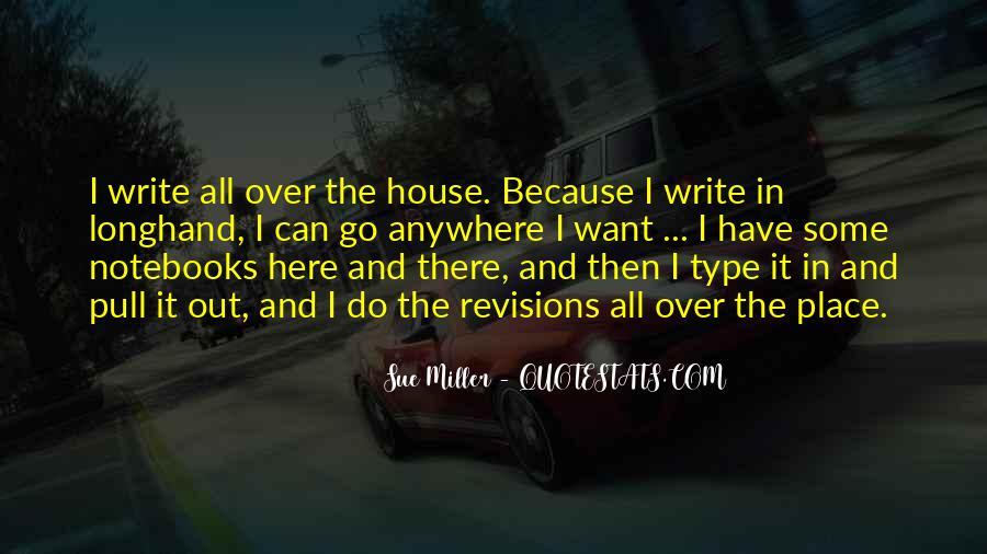 Sue Miller Quotes #1100174