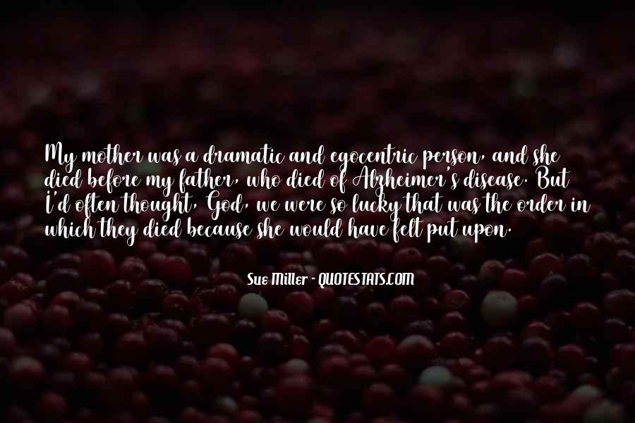 Sue Miller Quotes #1168629