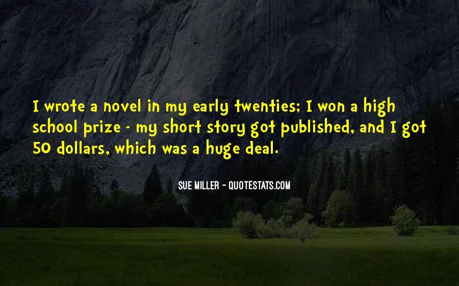 Sue Miller Quotes #1754940