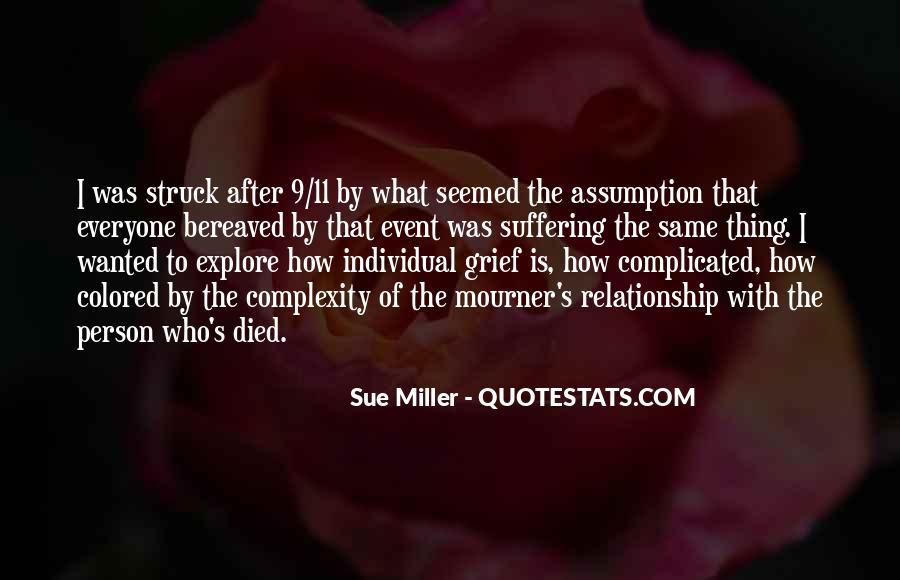 Sue Miller Quotes #295009