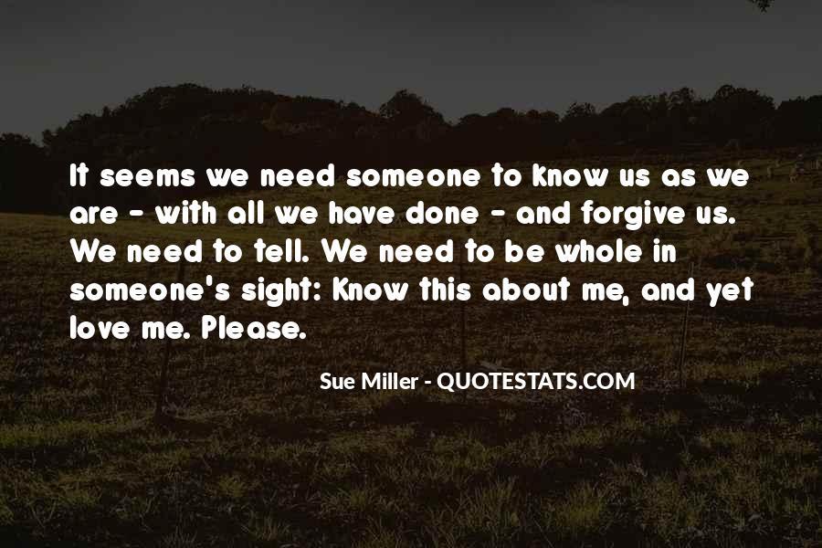 Sue Miller Quotes #300895