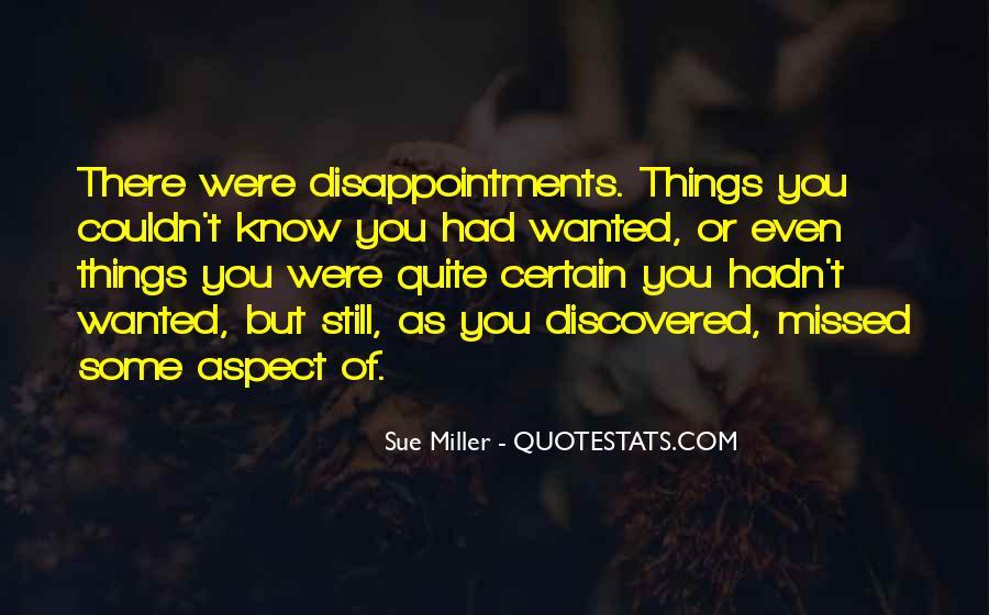 Sue Miller Quotes #982796