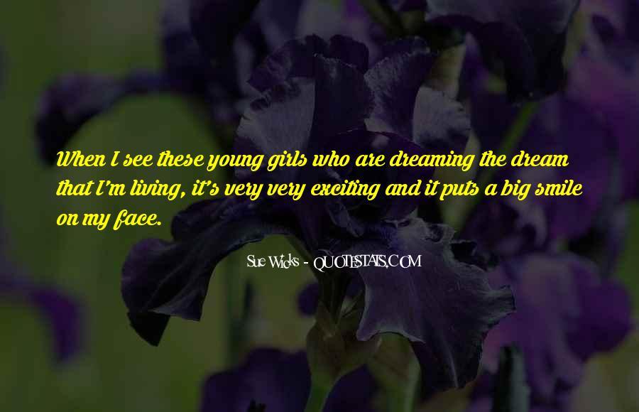 Sue Wicks Quotes #288614