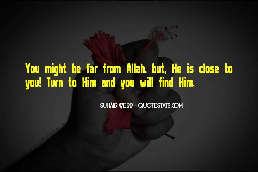 Suhaib Webb Quotes #1212710