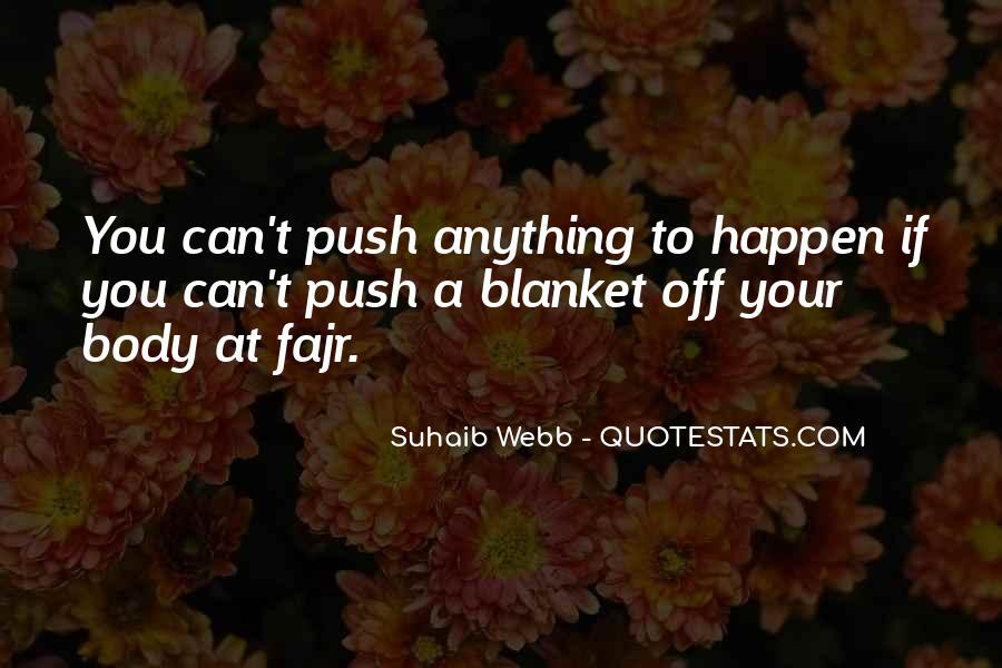 Suhaib Webb Quotes #418633