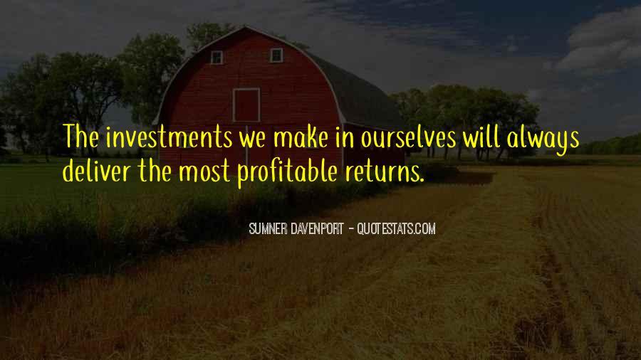 Sumner Davenport Quotes #293507