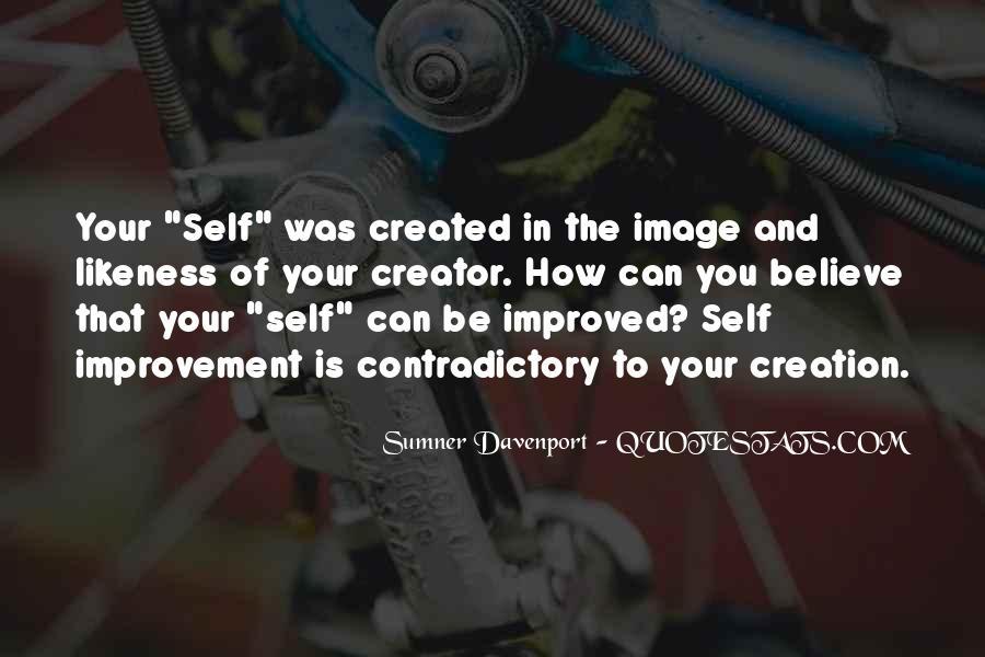 Sumner Davenport Quotes #377372