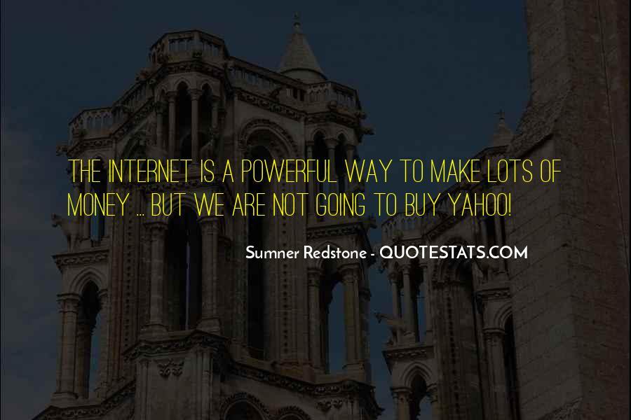 Sumner Redstone Quotes #1127004
