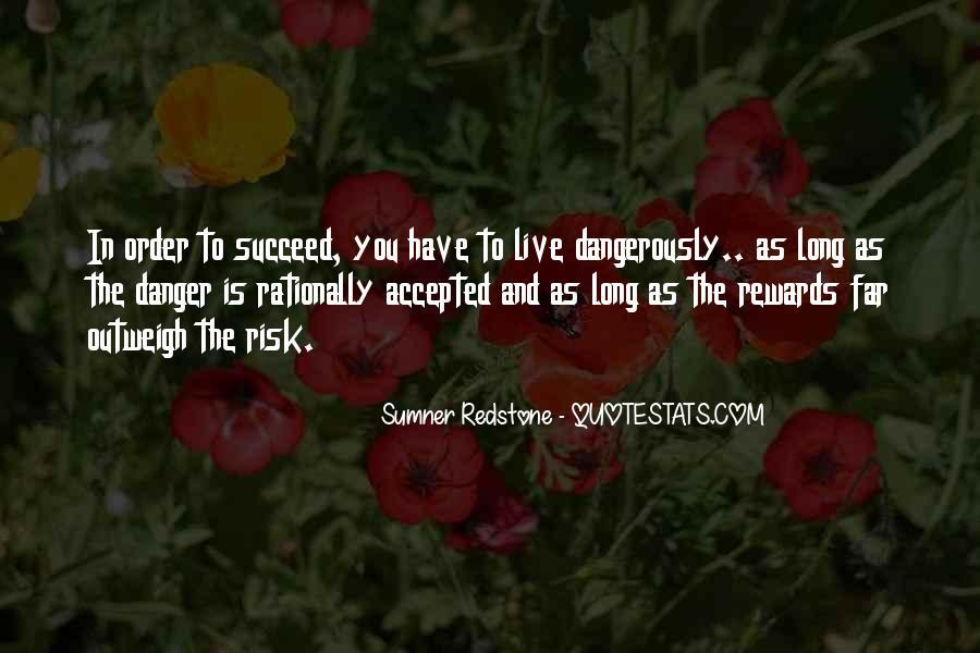 Sumner Redstone Quotes #1291929