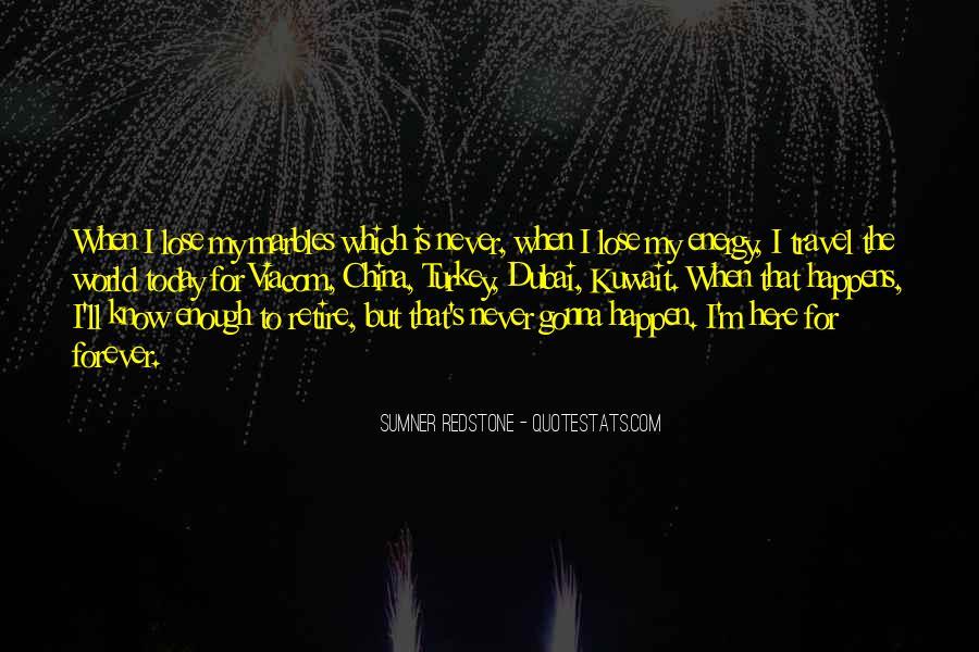 Sumner Redstone Quotes #1663678
