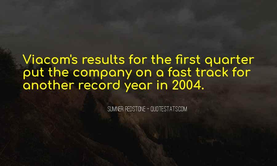Sumner Redstone Quotes #270106