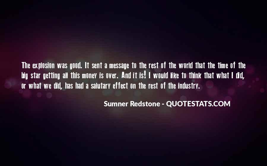 Sumner Redstone Quotes #455021