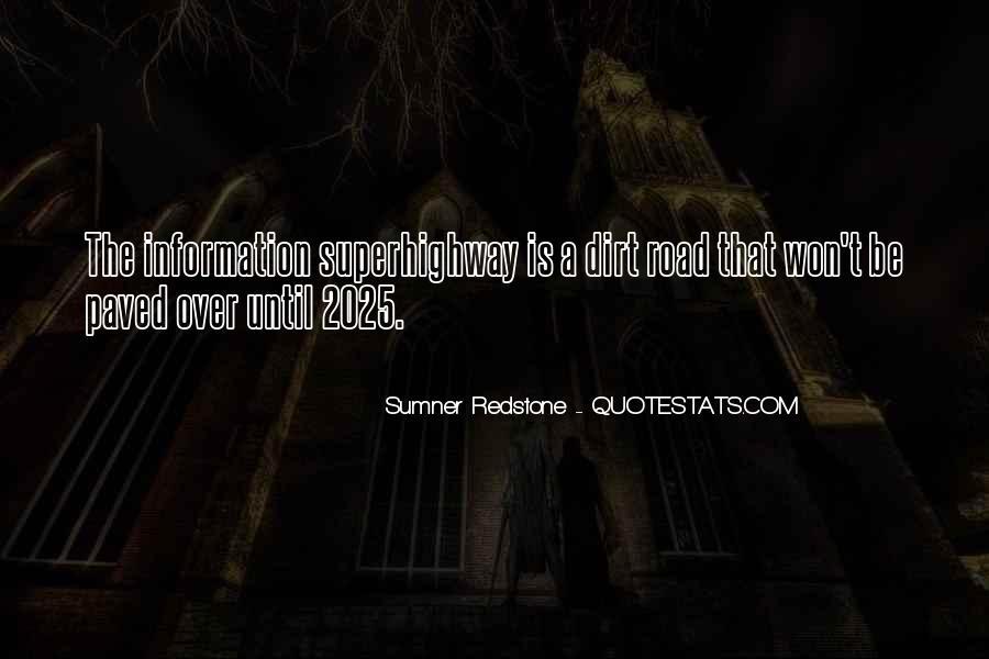 Sumner Redstone Quotes #538517