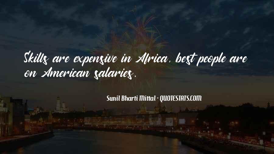 Sunil Bharti Mittal Quotes #1811597