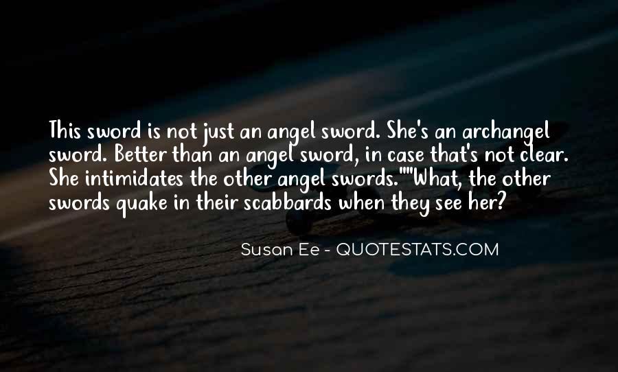 Susan Ee Quotes #100751