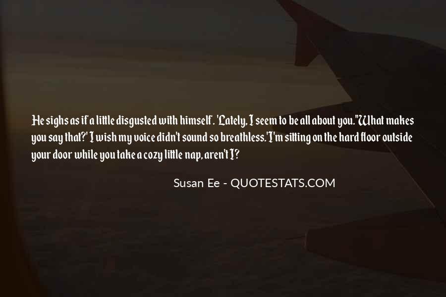Susan Ee Quotes #1608207