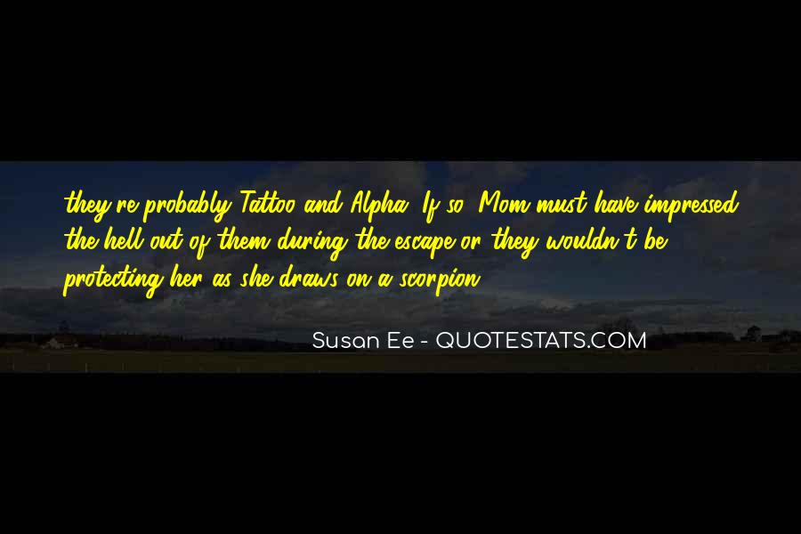 Susan Ee Quotes #1683872