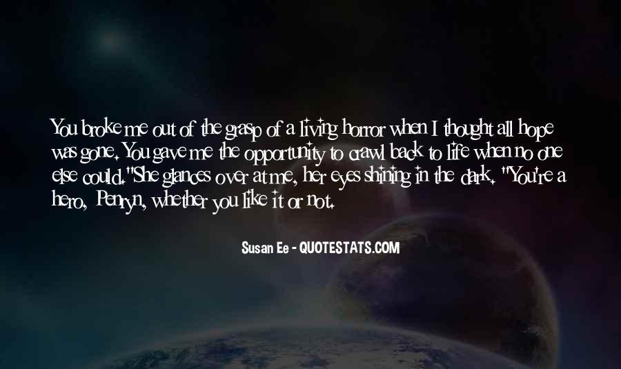Susan Ee Quotes #339203