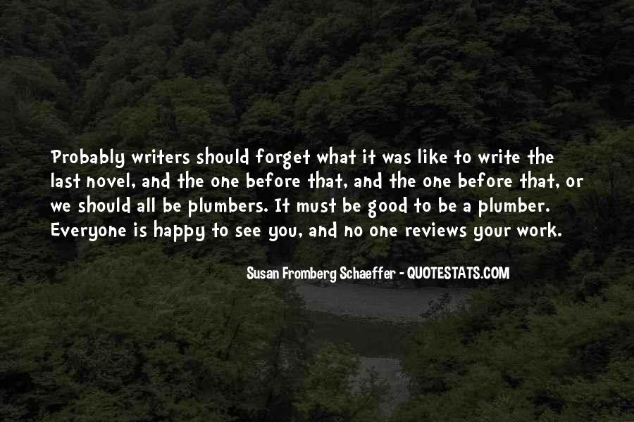 Susan Fromberg Schaeffer Quotes #327756