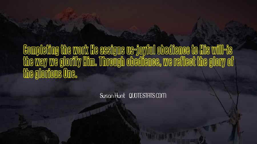 Susan Hunt Quotes #1547862