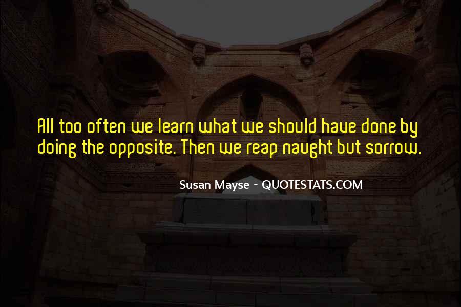 Susan Mayse Quotes #1154926
