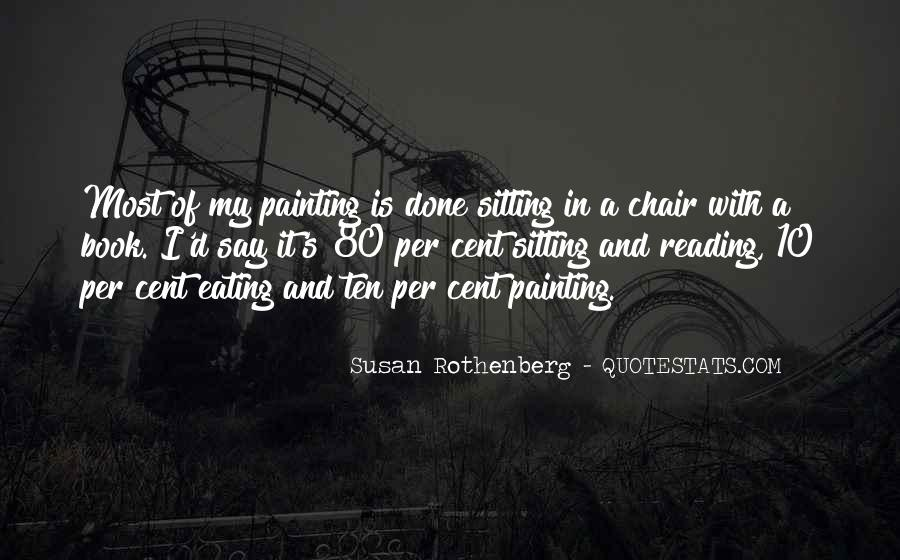 Susan Rothenberg Quotes #262258