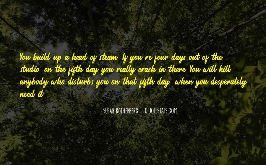 Susan Rothenberg Quotes #603455