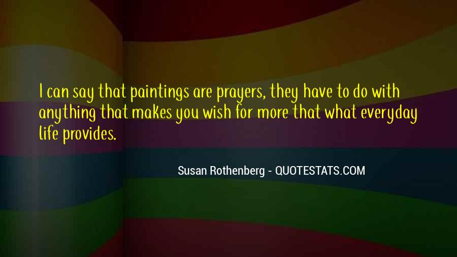 Susan Rothenberg Quotes #84533