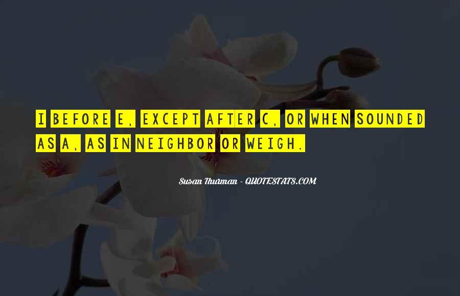 Susan Thurman Quotes #329207