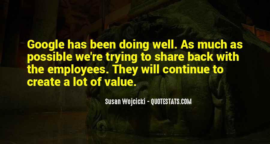 Susan Wojcicki Quotes #1468370