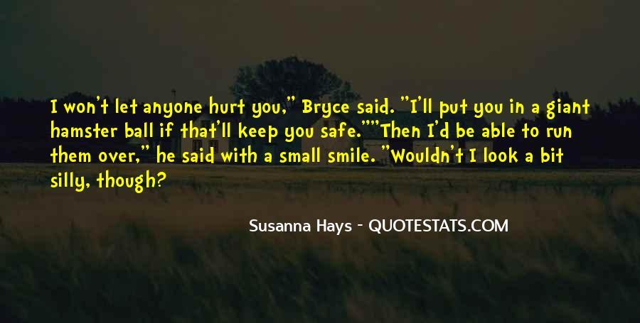 Susanna Hays Quotes #1202088