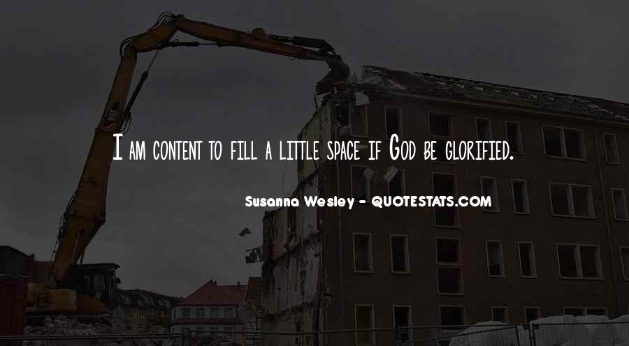 Susanna Wesley Quotes #1347219