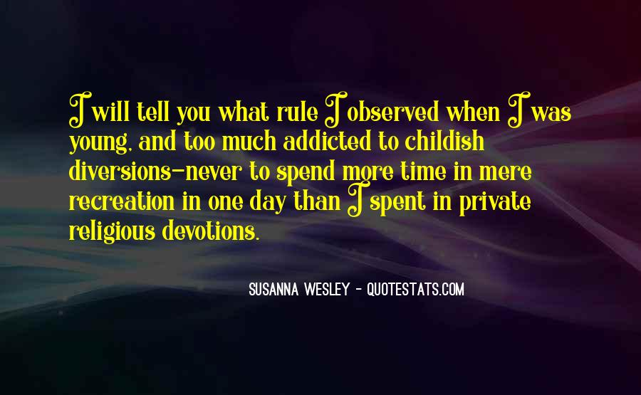 Susanna Wesley Quotes #1845702