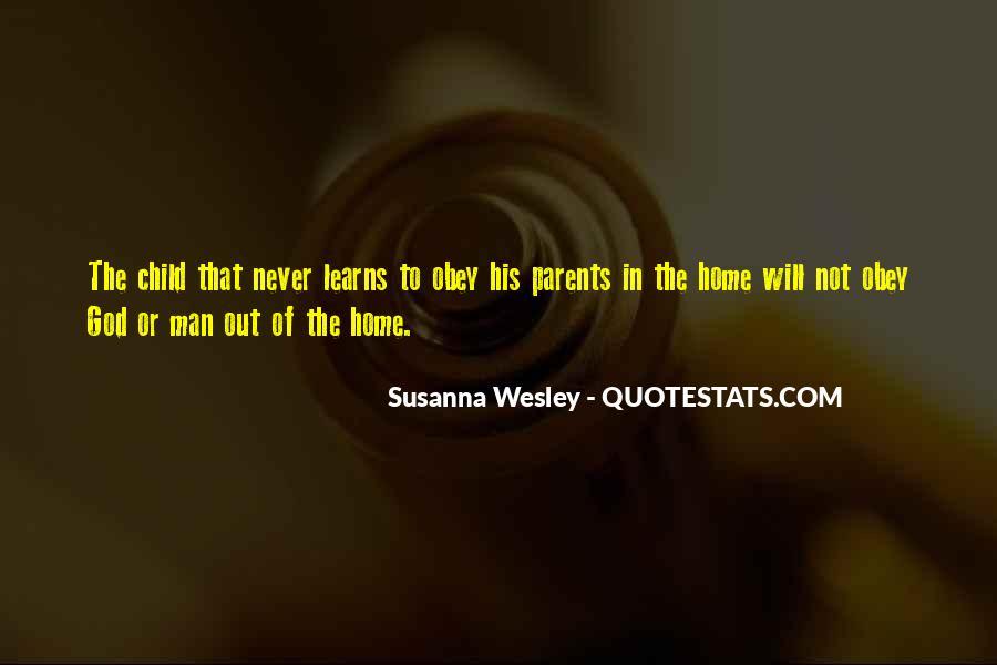 Susanna Wesley Quotes #388738