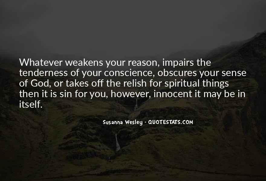Susanna Wesley Quotes #492525