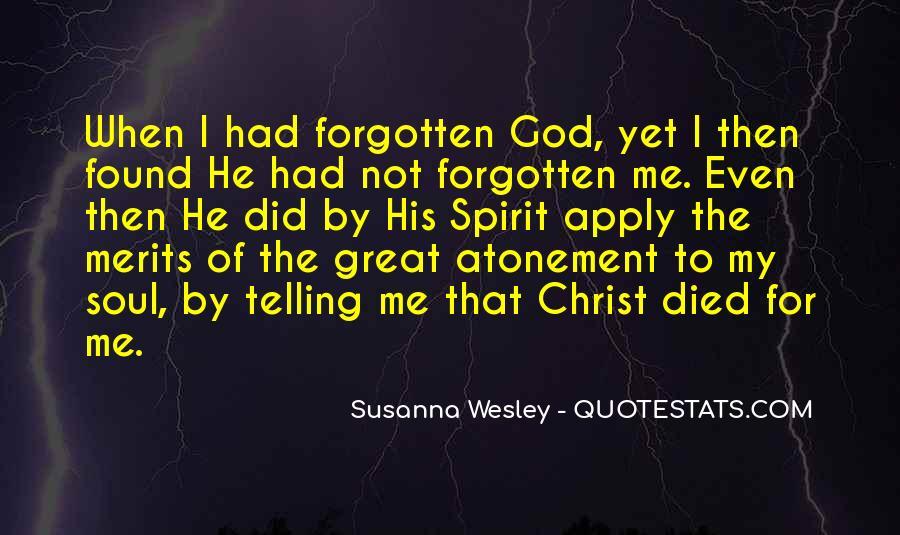 Susanna Wesley Quotes #848820