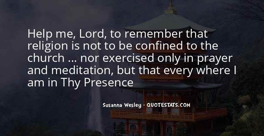 Susanna Wesley Quotes #921439