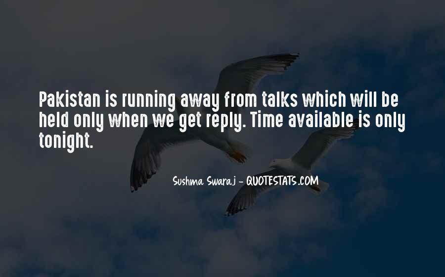 Sushma Swaraj Quotes #146207