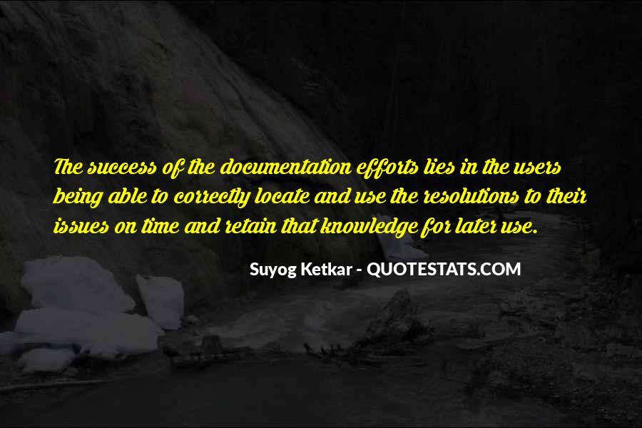 Suyog Ketkar Quotes #1432146