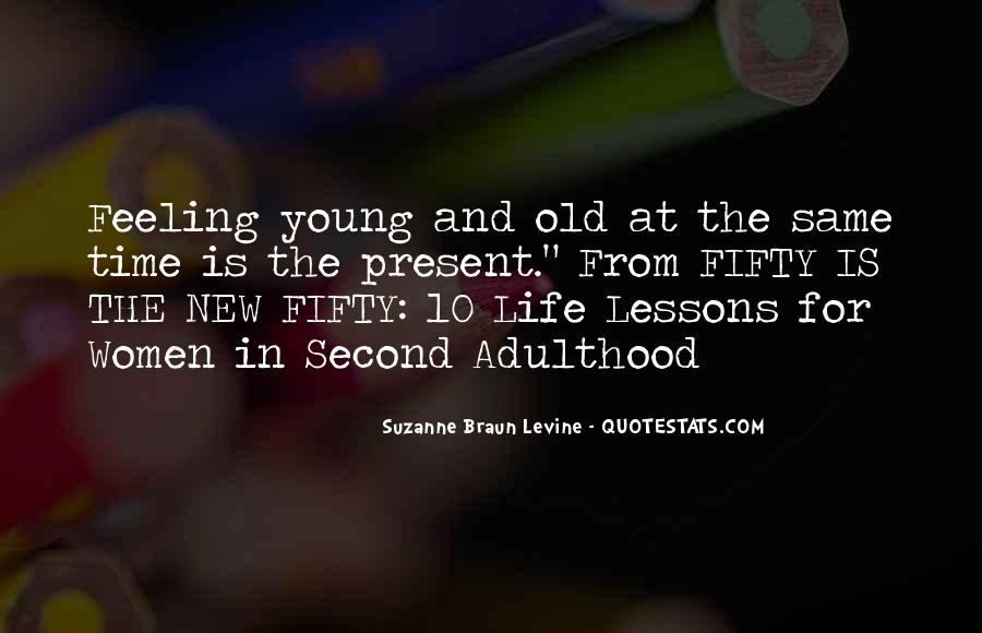 Suzanne Braun Levine Quotes #582623