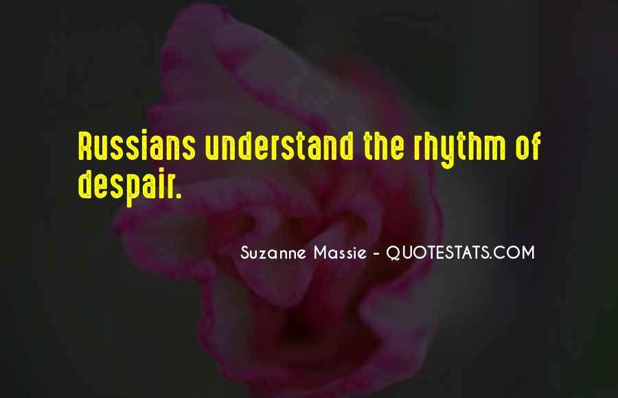 Suzanne Massie Quotes #109576